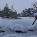 Photos: 雪の兼六園