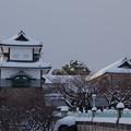 Photos: 石川門 雪化粧