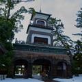 Photos: 尾山神社 神門 (2)
