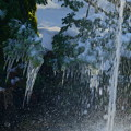 ツララと噴水(1)