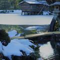 Photos: 虹橋と徽軫灯籠