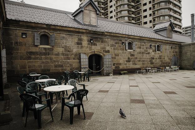 旧小樽倉庫(小樽市観光物産プラザ)