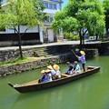 Photos: 川舟流し