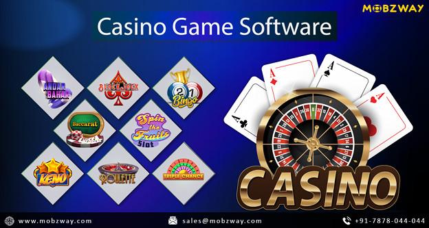Casino Game Development | Hire Casino Game Developers - Mobzway