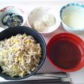 5月23日昼食(味噌ラーメン) #病院食