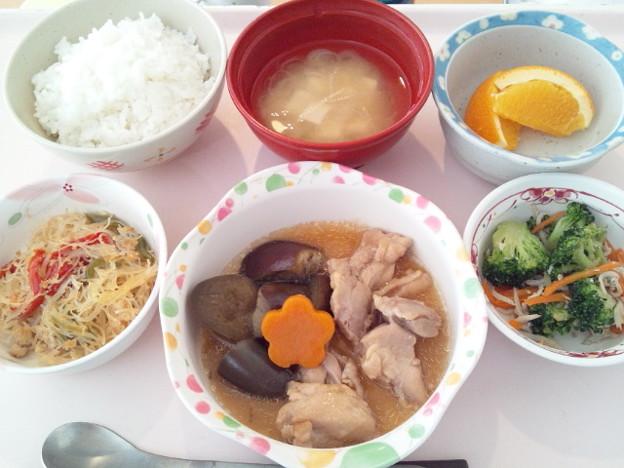 10月20日昼食(吉野煮) #病院食