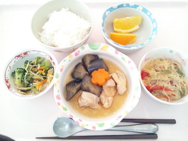 1月20日昼食(吉野煮) #病院食