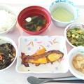 Photos: 3月24日昼食(めだいの黄身焼き) #病院食