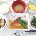10月18日昼食(赤魚の煮付け) #病院食