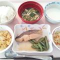 12月8日昼食(めだいの煮付け) #病院食