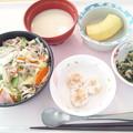 12月11日昼食(ちゃんぽん麺) #病院食