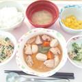 Photos: 1月20日昼食(吉野煮) #病院食