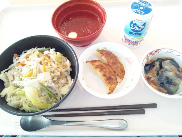 1月25日昼食(タンメン) #病院食