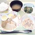 12月4日夕食(おでん) #病院食