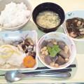 Photos: 1月21日夕食(タラのかぶら蒸し風) #病院食