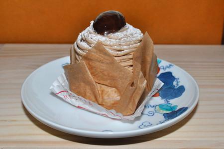 モンブラン ケーキ