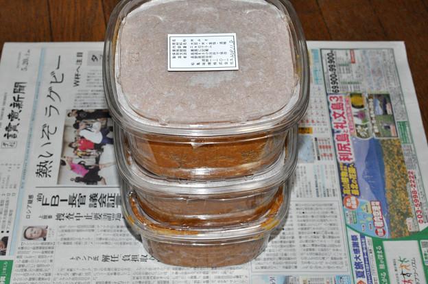 写真: 味噌 6kg