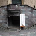 写真: 大隈小講堂入り口