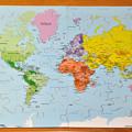 写真: 世界地図_1