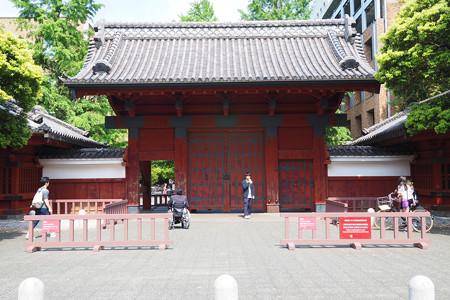 東京大学赤門 20190512