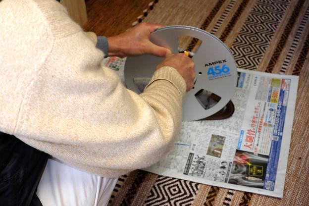 録音テープ廃棄_2