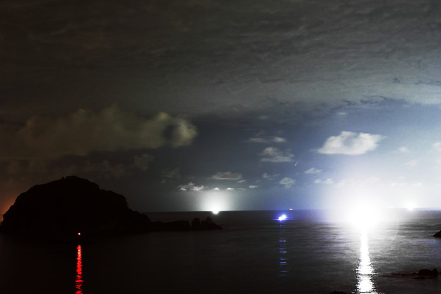 Photos: ネオワイズ彗星(C/2020 F3)