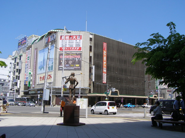 函館駅前WAKOビル