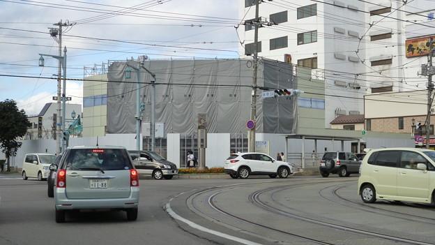 建築中のシエスタ函館