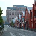 Photos: 今回の函館写真は人の居ない金森赤レンガ倉庫の貴重な写真
