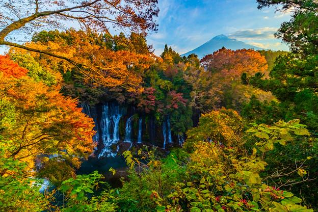 Photos: 白糸の滝-2-