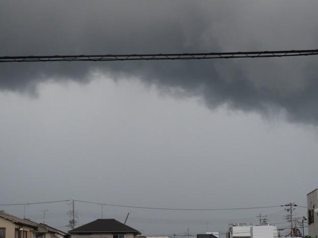 Photos: 雨(雷)雲
