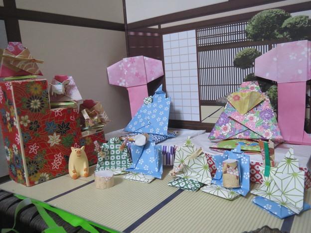 お雛飾り2019