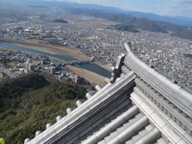 Photos: 岐阜城からの眺望