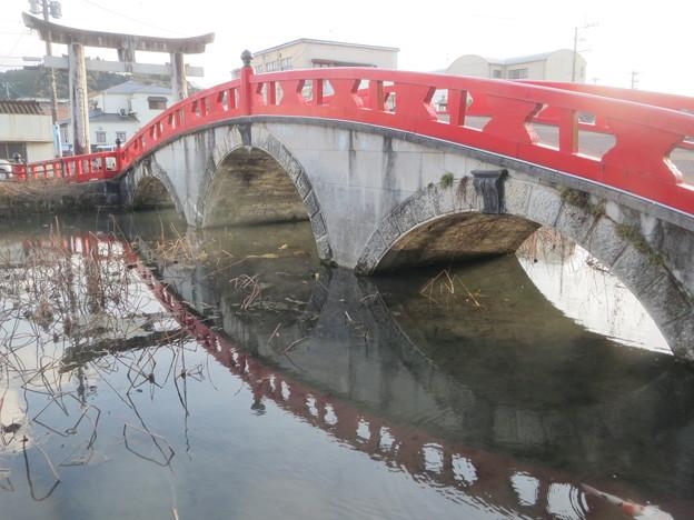 名所 青井桜馬場跡
