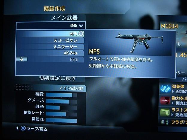 SMG-MP5