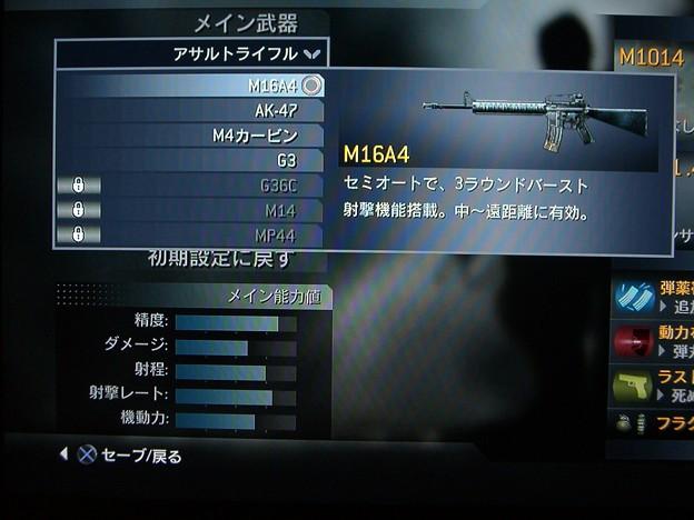 アサルトライフル-M16A4