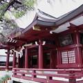 笠間稲荷神社 拝殿
