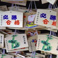 写真: サムハラ神社 絵馬