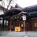 サムハラ神社 拝殿