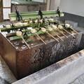 石切劔箭神社(石切神社) 手水舎