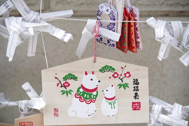 石切劔箭神社(石切神社) 絵馬-1