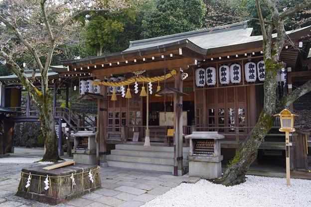 石切劔箭神社(石切神社) 上之宮 拝殿