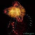 写真: 神明の花火-24