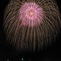 写真: 神明の花火-8