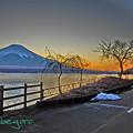Photos: 夕焼け富士