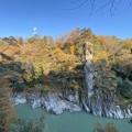 Photos: 天竜川渓谷の紅葉