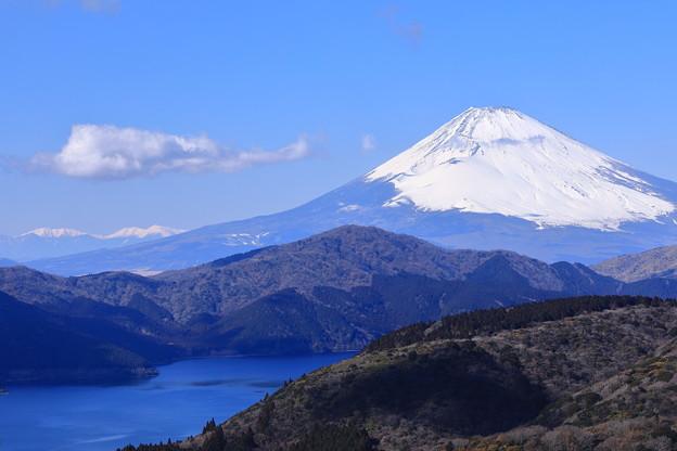 大観山からの富士山