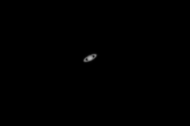 6月28日23:40 土星