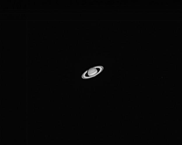 8月10日 土星