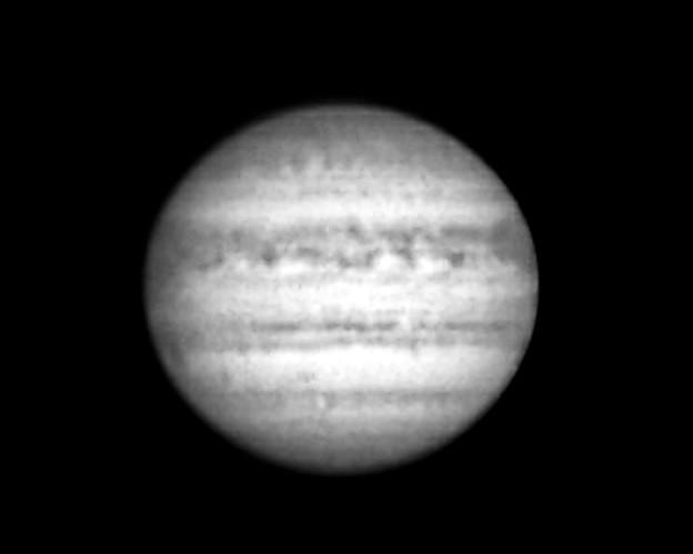 Photos: 木星の扁平率